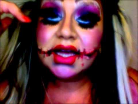 Dead Doll Halloween Halloween Makeup Dead