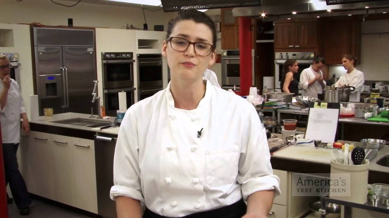Rebecca Morris America S Test Kitchen