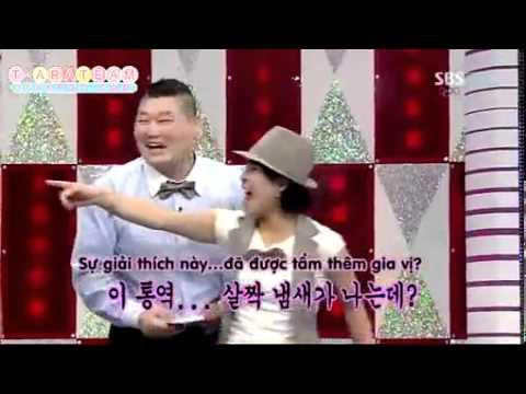 [Vietsub] Star King Ep 154 (SNSD, 4Minute, T-Ara, Shinee, MBLAQ) 1/6