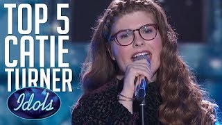 5 AMAZING Auditions & Performances By CATIE TURNER on American Idol 2018  | Idols Global