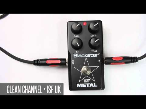 Blackstar LT Drive Compact Guitar Effects Pedal