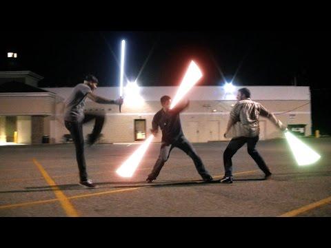 Ferocity - LCCX's Winning Lightsaber Duel