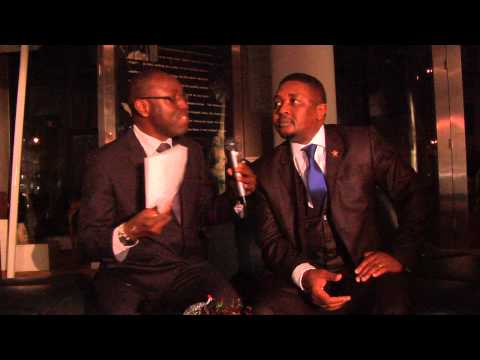 Exclusive with Zimbabwe Tourism Minister Nov. 2013