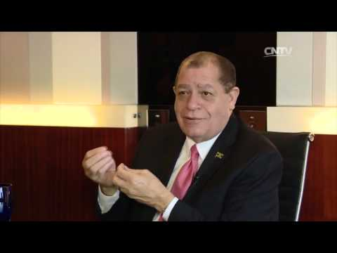 Meet the Diplomats: Chinese Companies Build Masterpieces & Create Jobs for Jamaica