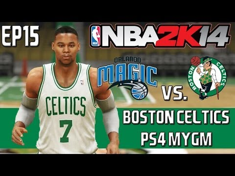 NBA 2K14 PS4 MyGM Mode: Boston Celtics - Rondo's Return [Y2G45 EP15]