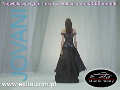 suknie sylwestrowe EVITA