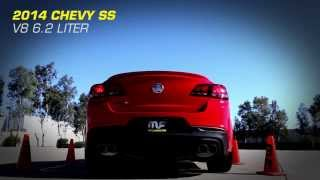 2014 Chevy SS V8 6.2L With MagnaFlow Exhaust Part #15290