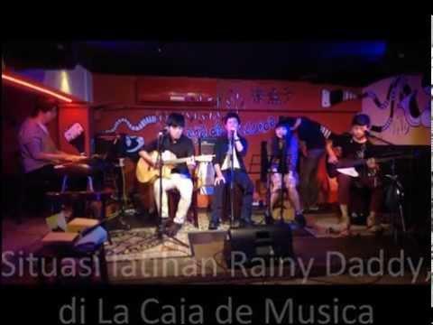 Rainy Daddy in La Caja de Musica Taipei