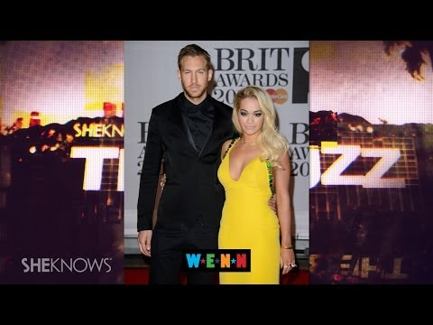 Rita Ora and Calvin Harris Break Up; Justin Bieber to Blame?! - The Buzz