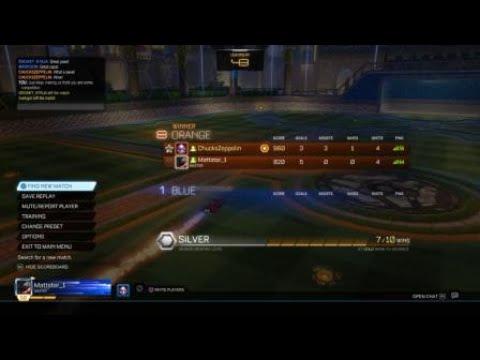 Rocket League® - Keep Your Weak Skills Away