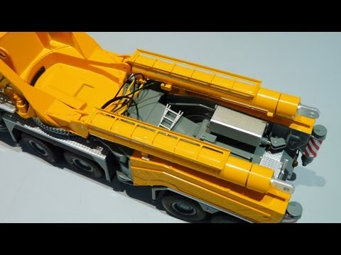 Cranes Etc TV: NZG Liebherr LTM 11200-9.1 Review Part 5