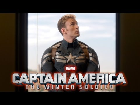 Captain America 2: The Winter Soldier Official Trailer Review