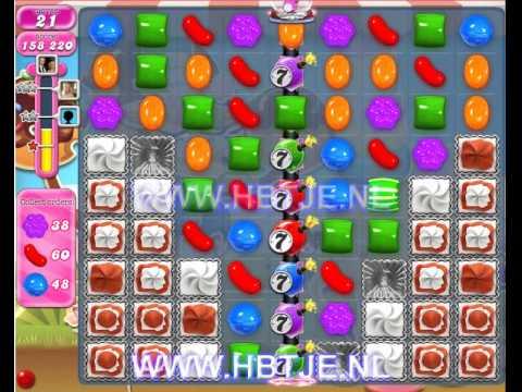 Candy Crush Saga level 544