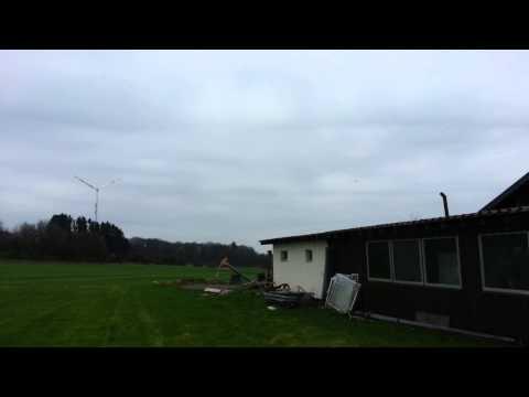 Kolibri treffen 2013 Me 262 twin kolibri turbine