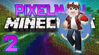 Minecraft: Pixelmon Let's Play w/Mitch! Ep. 2 - Creating A Town, JagCity! (Pokemon Mod Nexus)