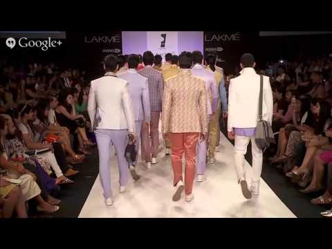 Athiti Gupta/ Sanjay Hingu/ Kommal Sood | Lakmé Fashion Week Summer/Resort 2014