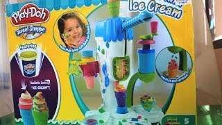 Play-Doh Perfect Twist Ice Cream Playset Play Doh Plus
