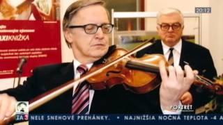 S Petrom Michalicom pod Zelenou klenbou o spočuteľnení Slovenska