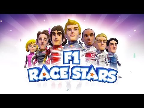 F1 Race Stars - iPad Mini Retina Gameplay