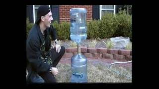 !!MASSIVE TORNADO IN A BOTTLE!! (Tornadeo Formation Video