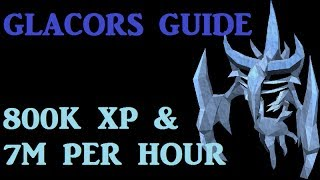 Ultimate Glacors Guide 4M Cash And 800K XP Per Hour