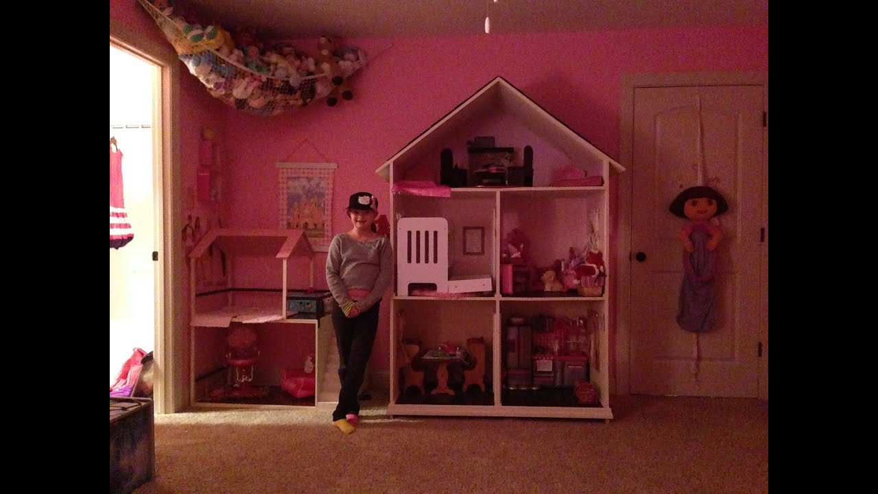 American Girl Dollhouse Tour Our Generation House And