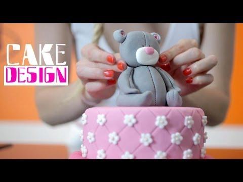 cake design g teau d 39 anniversaire pour fille youtube. Black Bedroom Furniture Sets. Home Design Ideas