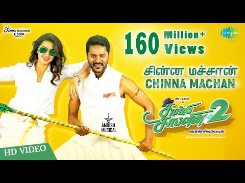 Chinna Machan -Video : Charlie Chaplin 2
