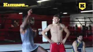 Alexander Gustafsson White Men Can´t Jump