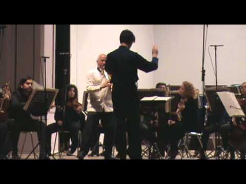 2do y 3er movimientos de la Fantasía para saxofón soprano de Heitor Villalobos