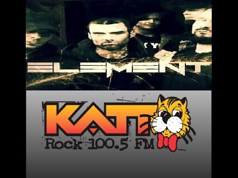 Element radio interview on the KATT 100.5 fm Oklahoma City