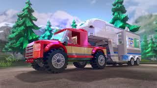 Lego City - kompilácia