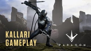 Paragon - Kallari Gameplay Highlights