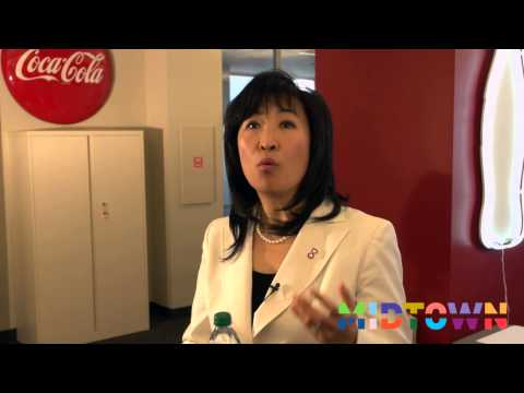 Dr. Shell Huang - The Coca-Cola Company - Collaboration with Georgia Tech