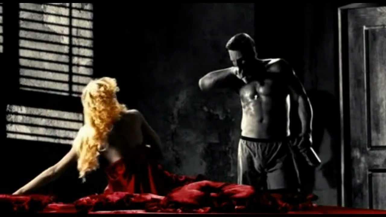 Sin City - Marv - YouTube