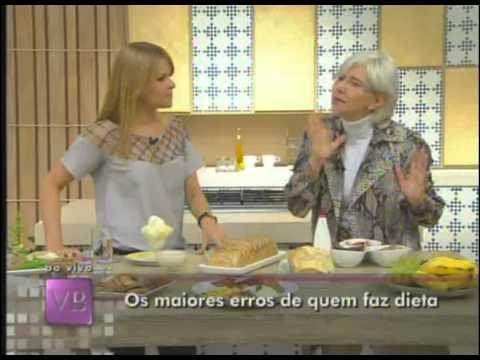 Os maiores erros de quem faz dieta - 27/06/2011