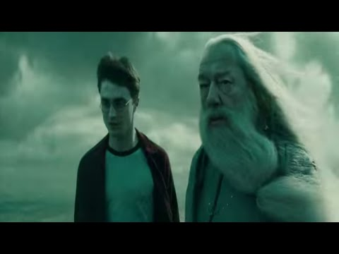 "Harry Potter and the Half-Blood Prince ""Poof"","
