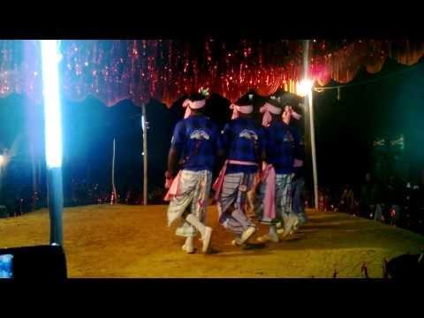 Ghatsila Chhapal Chhapal Dance competition 2014, Ghatsila, Narayanpur.