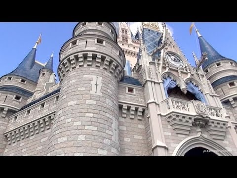Magic Kingdom 2014 Tour and Overview - Walt Disney World