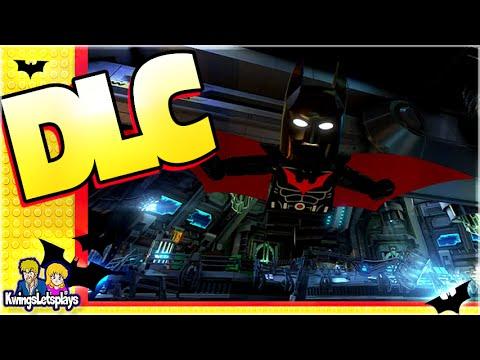LEGO BATMAN 3 - DLC BATMAN BEYOND CHARACTER PACK