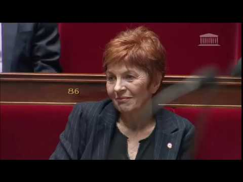 Mme Geneviève Levy - Politique sociale dans le logement