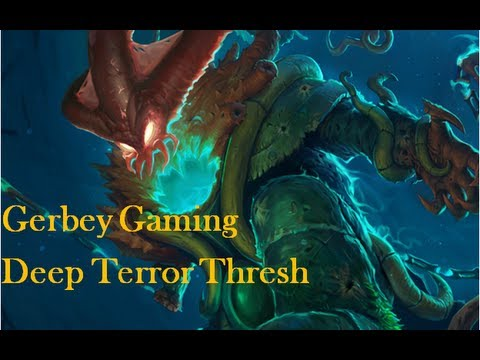 Thresh - Support KS OP!! - Full Gameplay/Live Commentary