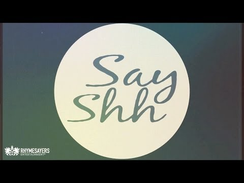 Atmosphere - Say Shh (Lyric Video)