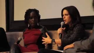 """Who is Black in America?"" panel discussion moderated by Soledad O'Brien"