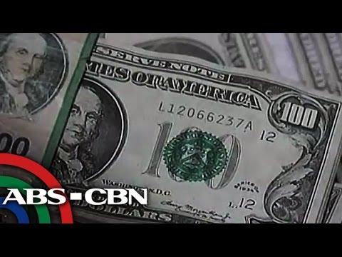 NBI seizes fake 100 US dollar bills