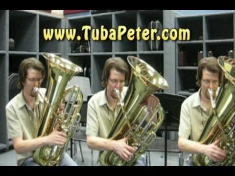 Sonic Boom - 3 Tubas + sheet music