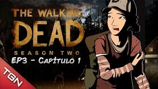 The Walking Dead (Season 2) EP3 - Capítulo 1: LA MALDAD EN PERSONA