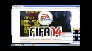 HACK DE FIFA 14 ULTIMATE TEAM 'Sin Descargar Nada'