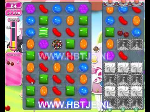 Candy Crush Saga level 460