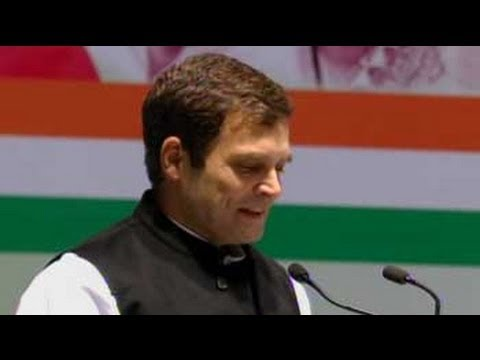 Democracy is not rule by one man, says Rahul Gandhi at Congress meet